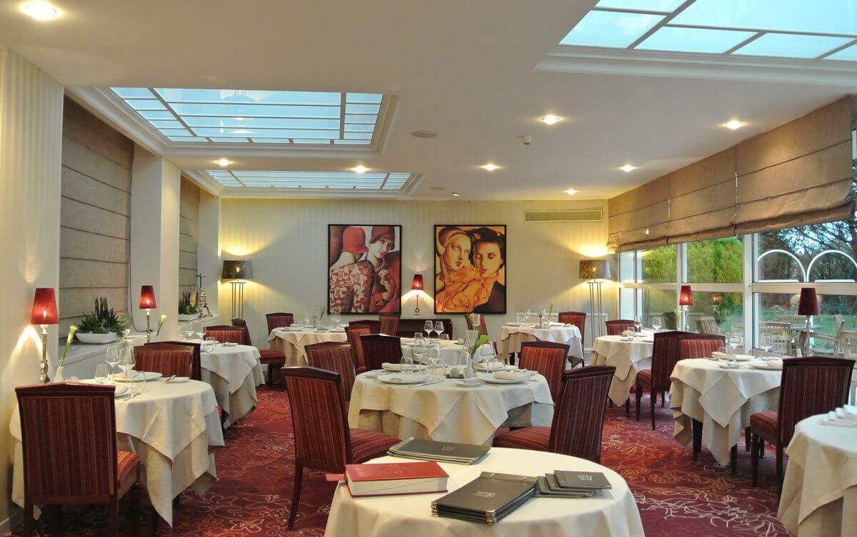 Westminster Hotel Paris Restaurant