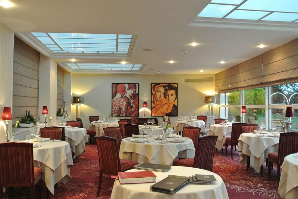 Restaurant Sancerre Paris
