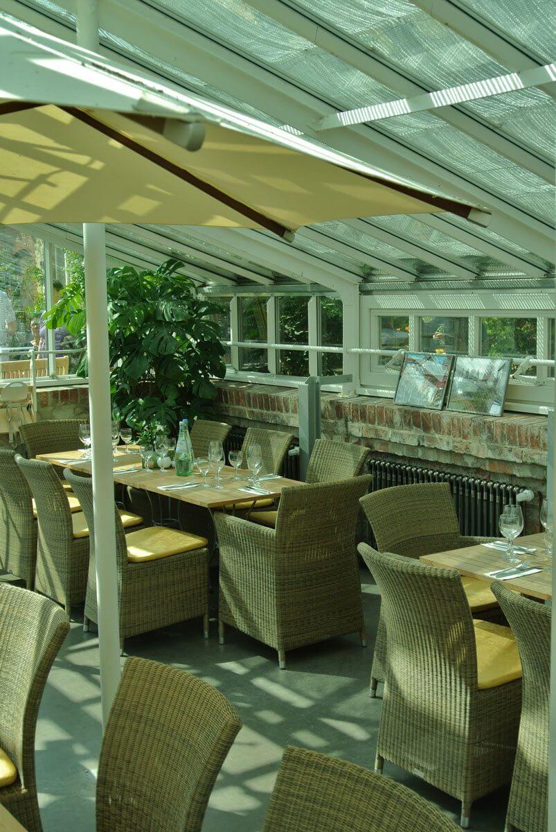 das cafe in der gartenakademie berlin caf s dinner berlin deutschland europa. Black Bedroom Furniture Sets. Home Design Ideas