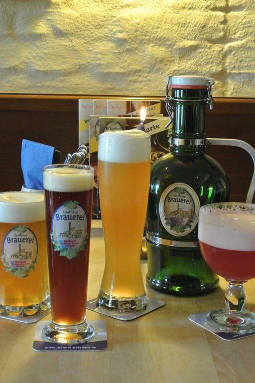 Gasthausbrauerei Meierei Im Neuen Garten Potsdam Hopfen Malz Berlin Bier Deutschland Europa Empfehlungsportal Restaurant Und Bar