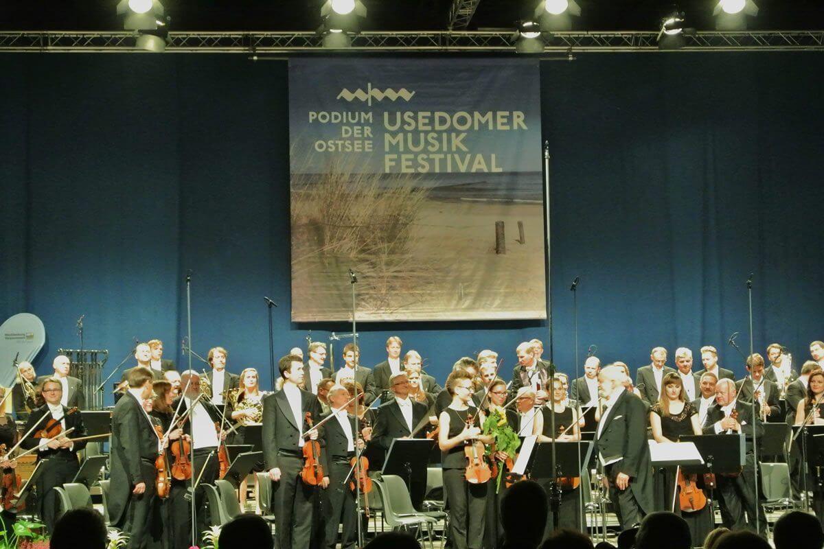 Mecklenburg Vorpommern Musikfestival