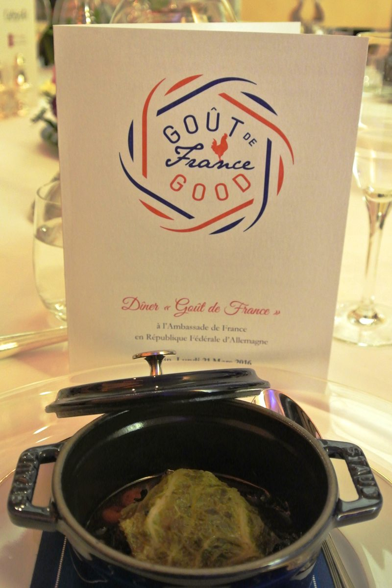 Dîner `Goût de France / Good France` | Dinner, Drinks, Events ...